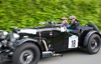 Oldtimer-Rennen Bad Aibling